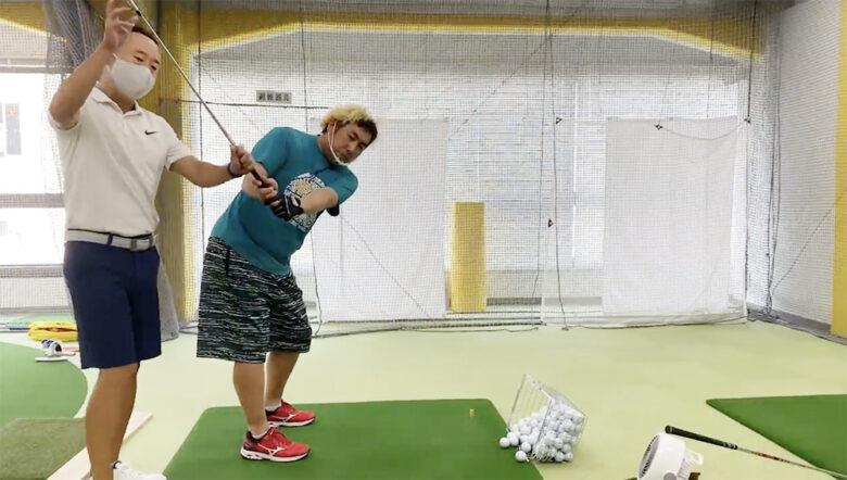 大西ライオンのゴル配ないさー!│池袋ゴルフアカデミーANNEX!